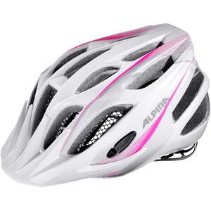 Alpina FB 2.0 Flash Helmet Kinder white-pink-silver white-pink-silver