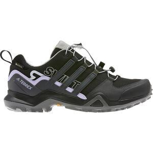 adidas TERREX Swift R2 GTX Schuhe Damen core black/dgh solid grey/purple tint core black/dgh solid grey/purple tint