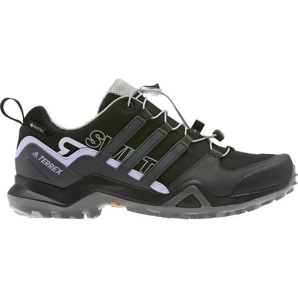 adidas TERREX Swift R2 GTX Schuhe Damen core black/dgh solid grey/purple tint