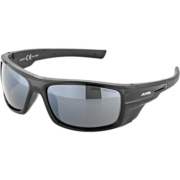 Alpina Chill Ice CM+ Brille black/black mirror