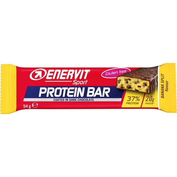 Enervit Sport Protein 37% Bar Box 25x54g Banana