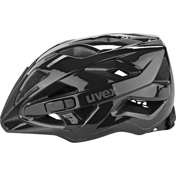UVEX Active Helmet black shiny