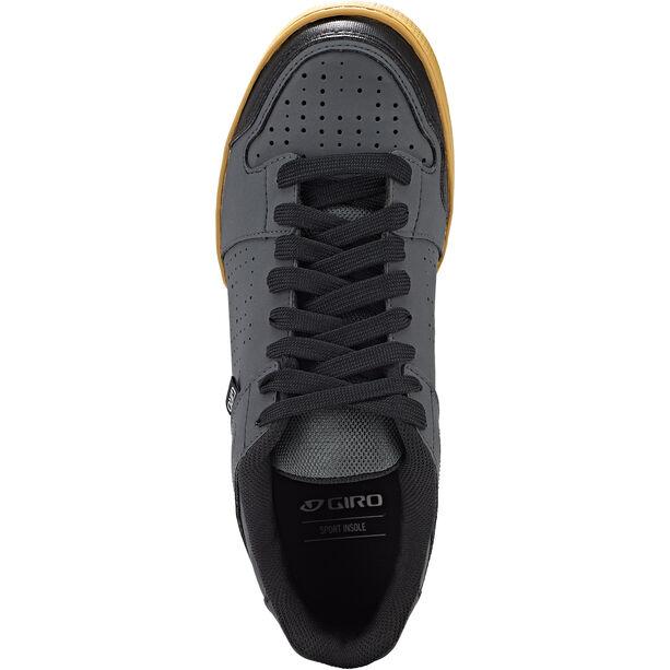 Giro Jacket II Shoes Herren black/gum