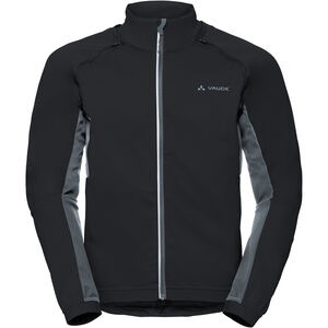 VAUDE Brocon ZO Softshell Jacket Men black bei fahrrad.de Online