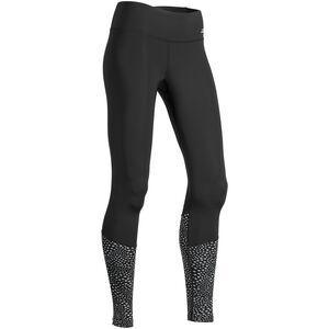 2XU Reflect Run Mid-Rise Tights Women black/silver glo reflective black/silver glo reflective