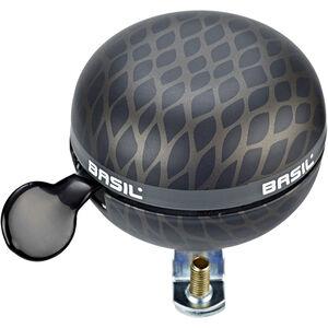 Basil Noir Bell black metallic black metallic