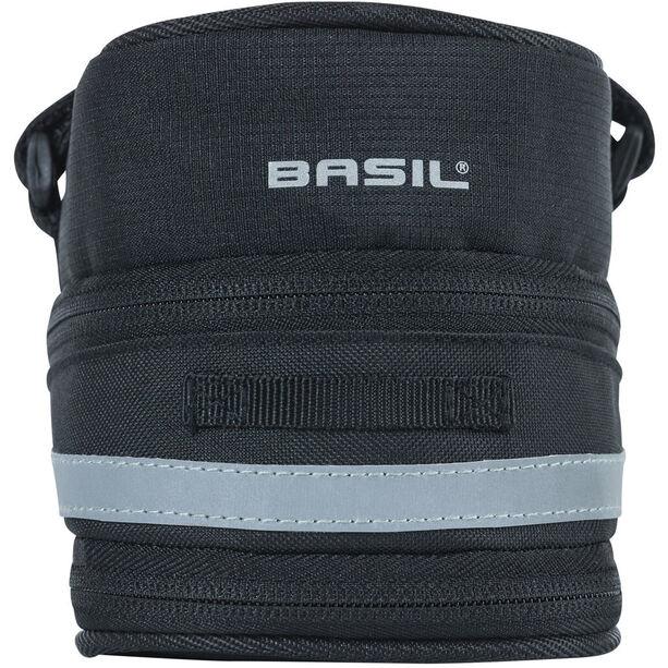 Basil Mada Satteltasche 1l black