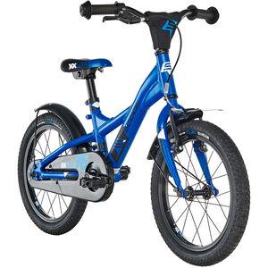 s'cool XXlite 16 alloy Blue/Black Matt bei fahrrad.de Online