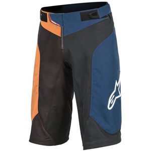 Alpinestars Vector Shorts Herren black/energy orange black/energy orange
