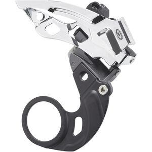 Shimano SLX FD-M660 Umwerfer 3-fach T-SW schwarz/silber schwarz/silber