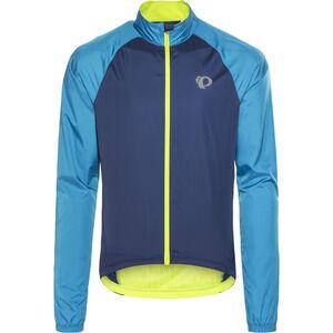 PEARL iZUMi Elite Barrier Jacket Men Blue Depths/Bel Air Blue bei fahrrad.de Online