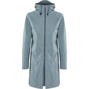 AGU Seq Rain Jacket Damen steel blue steel blue