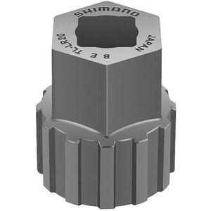 Shimano TL-LR20 Verschlussring-Werkzeug  für SM-RT80 grau/schwarz bei fahrrad.de Online