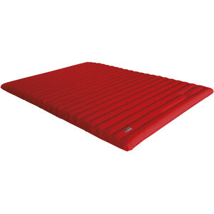 High Peak Dallas Twin Comfort Mattress red red