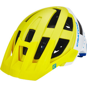 Cratoni Allset Helmet lime-white-blue matt lime-white-blue matt
