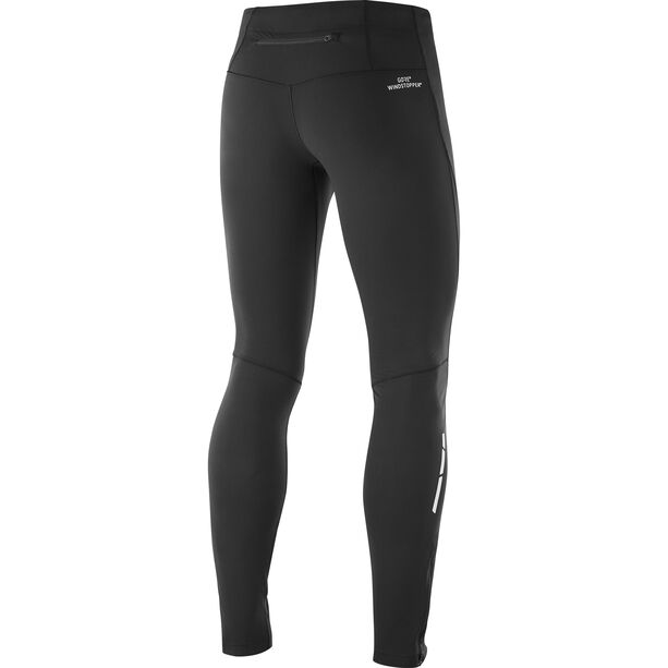 Salomon Trail Runner Tights Damen black