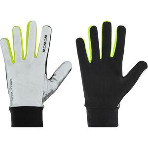Wowow Dark 2.0 Handschuhe Unisex reflektierend grau/gelb bei fahrrad.de Online