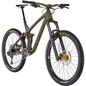 "NS Bikes Snabb 160 Carbon 27,5"" Army Green"