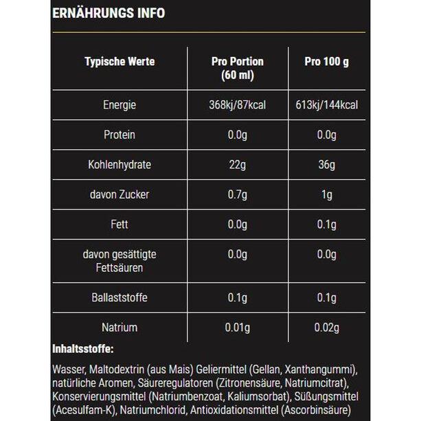 SiS GO Isotonic Energy Gel Six Pack 6x60ml Blackcurrant