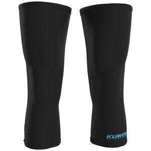 Alé Cycling Klimatik K-Atmo Kneewarmers black black