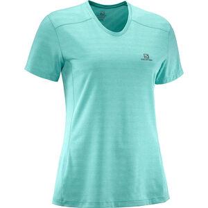Salomon XA T-Shirt Damen meadowbrook/heather meadowbrook/heather