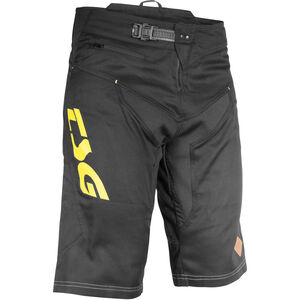 TSG AK3 Shorts Herren black-yellow black-yellow