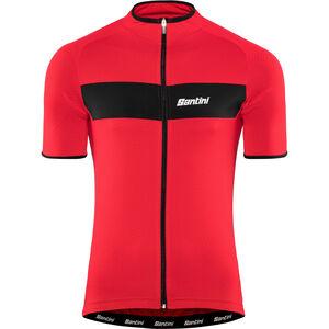 Santini Ali Jersey Herren red red