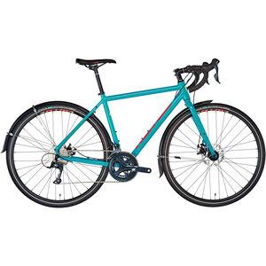 Kona Rove DL gloss dirty aqua/brick/pale yellow/charcoal bei fahrrad.de Online