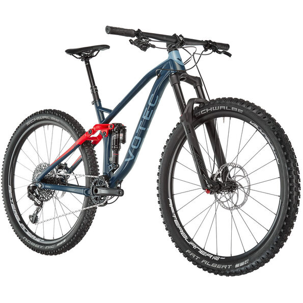 "VOTEC VX Pro Allmountain Fully 29"" 2. Wahl blue-red"