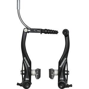 Shimano Alivio BR-T4010 Bremse Vorderrad V-Brake schwarz schwarz