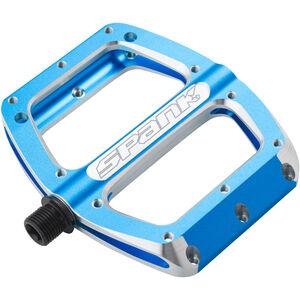 Spank Spoon Flat Pedals S blue bei fahrrad.de Online