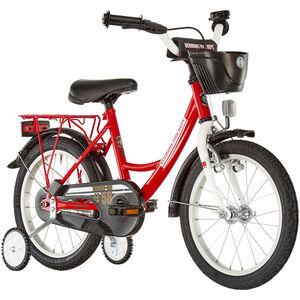 """Vermont Fire Department 16"""" rot-weiß bei fahrrad.de Online"""