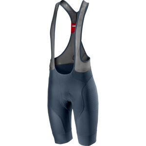 Castelli Free Aero Race 4 Bib Shorts Herren dark/steel blue dark/steel blue