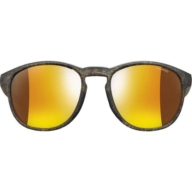 Julbo Elevate Polarized 3CF Sonnenbrille brown/black/multilayer gold