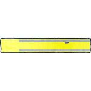 Wowow Reflexband ca 15x95 cm mit Klettverschluß gelb reflektierend gelb reflektierend