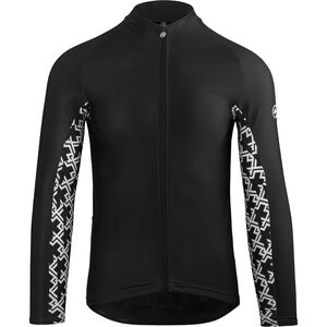 assos Mille GT Spring Fall LS Jersey Herren black series black series