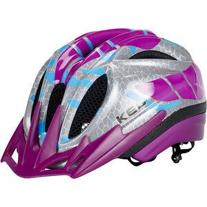 KED Meggy K-Star Helmet Kinder violet violet