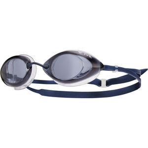 TYR Tracer Racing Goggles smoke/clear/navy smoke/clear/navy