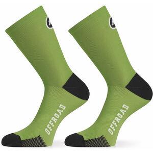 assos XC Socks pan green pan green