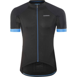Shimano Escape Jersey Men Black/Blue bei fahrrad.de Online