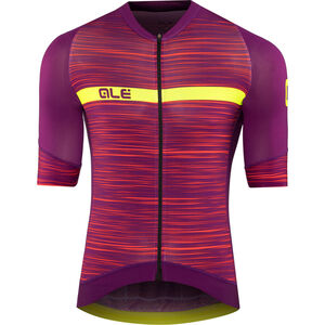 Alé Cycling Graphics PRR End SS Jersey Herren purple-red purple-red