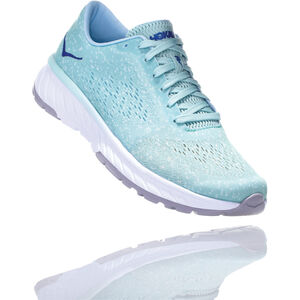 Hoka One One Cavu 2 Running Shoes Damen lichen/sodalite blue lichen/sodalite blue