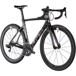 Liv Envie Advanced Pro 0 charcoal/purple charcoal/purple