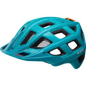 KED Crom Helmet darkgreen matt darkgreen matt