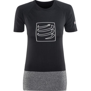 Compressport Training T-Shirt Women Black bei fahrrad.de Online