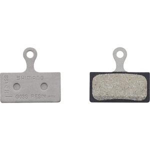 Shimano G03S Resin Scheibenbremsbeläge für XT/SLX/Alfine grey grey