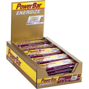 PowerBar Energize Riegel Box Berry Blast 25 x 55g Berry Blast