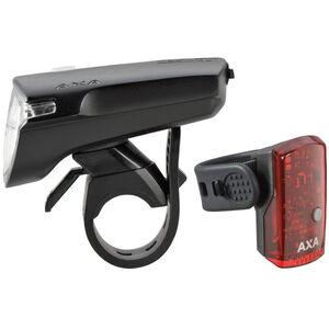 Axa GreenLine 35 Beleuchtungs Set