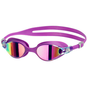 speedo Virtue Mirror Goggle Women Purple Vibe/Pink bei fahrrad.de Online