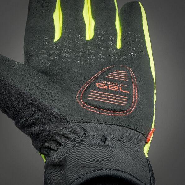 GripGrab Cloudburst Hi-Vis Waterproof Midseason Gloves